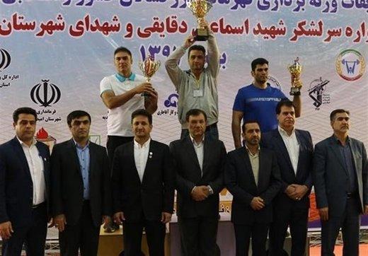 ردهبندی ۲۹ تیم حاضر در رقابتهای وزنهبرداری را ببینید/ تهران در صدر