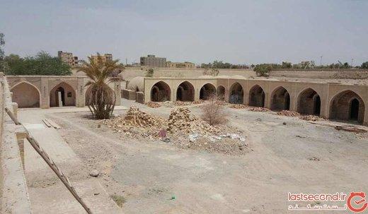 ماجرای قلعه ناصری ایرانشهر؛ از مقر حکومت تا تخریب