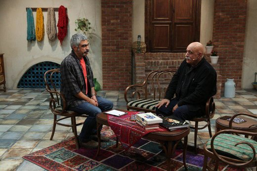 هوشنگ گلمکانی در برنامه تلویزیونی سروش صحت