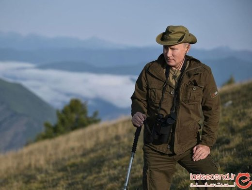 جمهوری تووا، منطقه محبوب پوتین در روسیه!