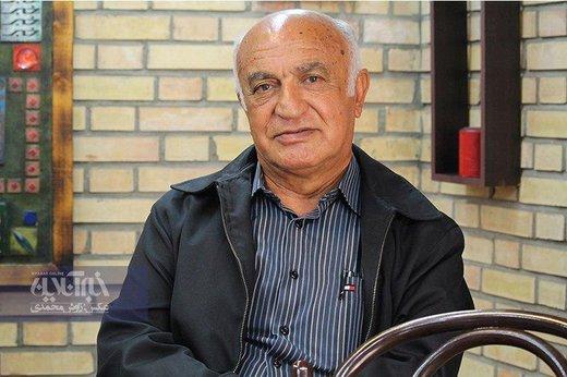 روایت ناصر ابراهیمی از مرحوم سیروس گرجستانی: رفیق شفیق با موهای فرفری