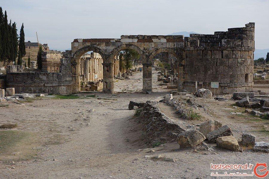 شهر تاریخی هیراپولیس