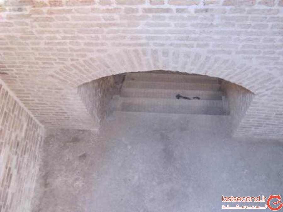 حمام مصباح در کرج