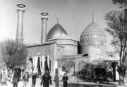 عکس | حرم شاهعبدالعظیم؛ ۷۵ سال قبل