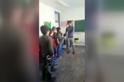 فیلم | تنبیه عجیب معلم کوهرنگی سوژه شبکههای اجتماعی شد!