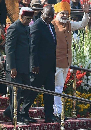 رژه نظامی روز ملی هند
