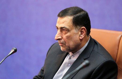 وزیر دادگستری در راه ایلام/ هدف: بازدید از مناطق سیلزده