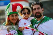 تصاویر   حواشی دیدنی بازی تیمهای فوتبال ایران و ژاپن