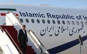Iran veep arrives in Syria