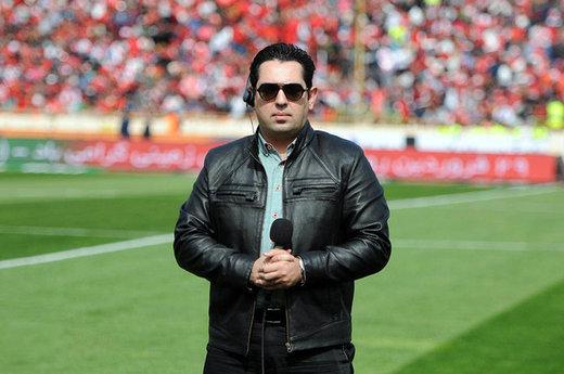 گزارشگر فوتبال ایران-کامبوج مشخص شد