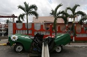 تصاویر | خسارات گردباد در هاوانا