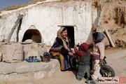 تنها چند خانواده در این روستای زیرزمینی عجیب دوام آوردهاند! + تصاویر