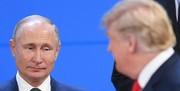 ملاقات مخفیانه ترامپ و پوتین لو رفت