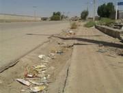 خیابان های رودبار جنوب در انتظار آسفالت