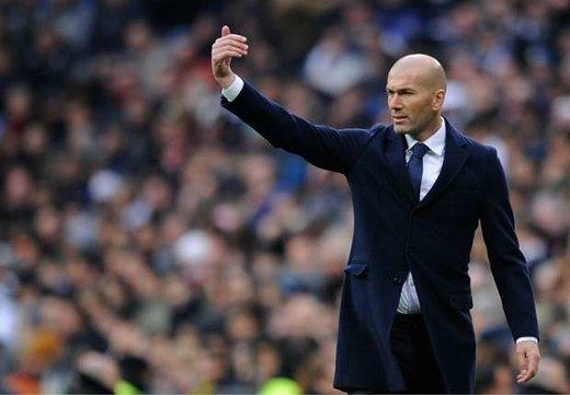 زیدان به رئال مادرید بازگشت