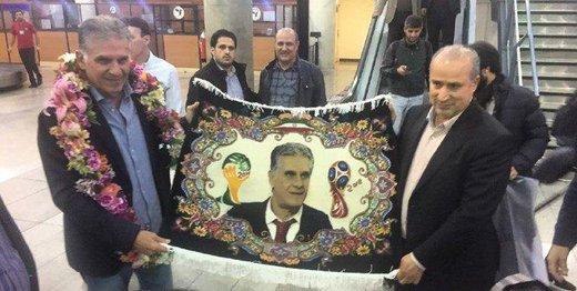 سرنوشت عجیب هدیه فدراسیون فوتبال به کیروش/ عکس