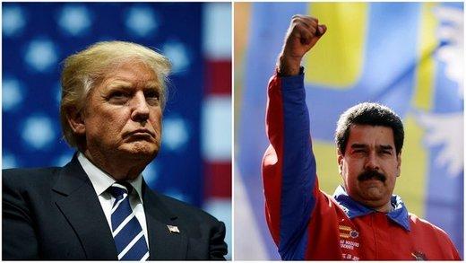 برنامه تازه دولت ترامپ برای سرنگونی دولت ونزوئلا