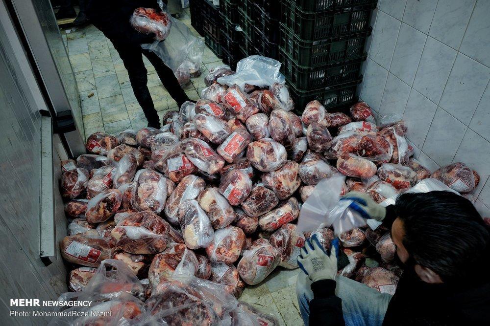گوشت تنظیم بازاری