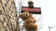 فیلم   خرسهای عروسکی که قرار است حال مردم پاریس را خوب کنند