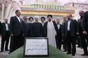 فیلم | روحانی: نباید به جای محکوم کردن آمریکا، دولت و نظام را سرزنش کرد