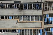 تصاویر | زاهدان، یک روز بعد از انفجارهای صوتی