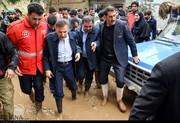 قولی که رئیس دفتر رئیسجمهور به سیلزدگان خوزستانی داد