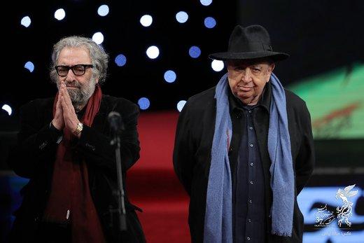حضور گسترده هنرمندان در جشن سینمای ایران در جنوب تهران