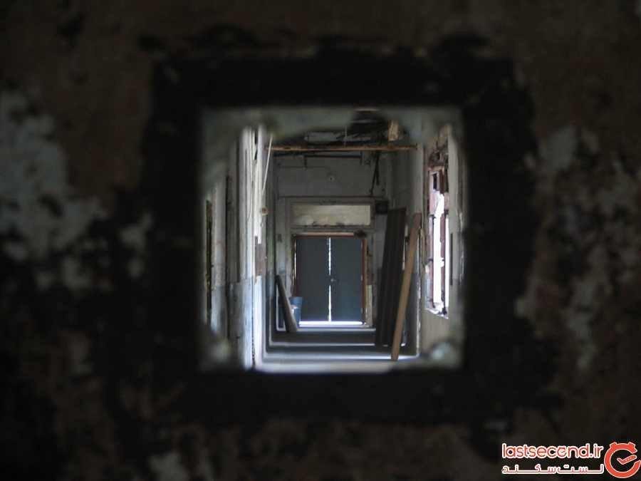 بیمارستان هیلز واولی (Waverly Hills Sanatorium)