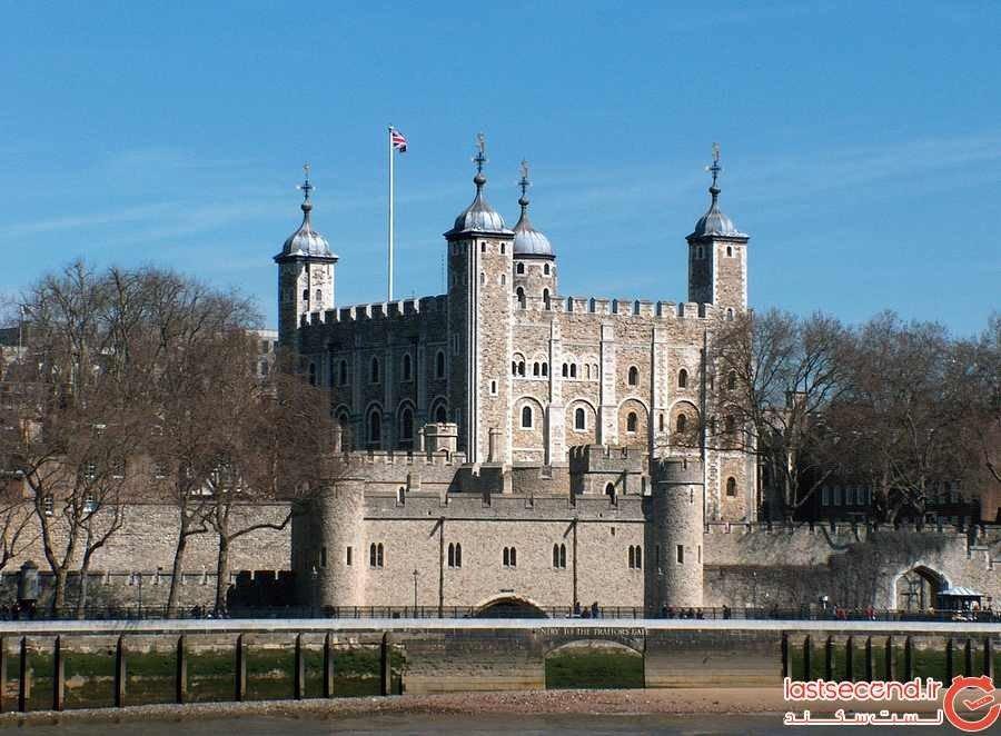 برج لندن (The Tower of London)