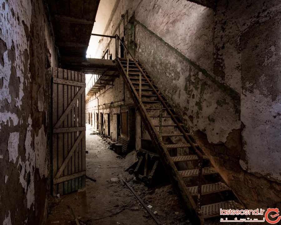 زندان ایالت شرقی (Eastern State Penitentiary)