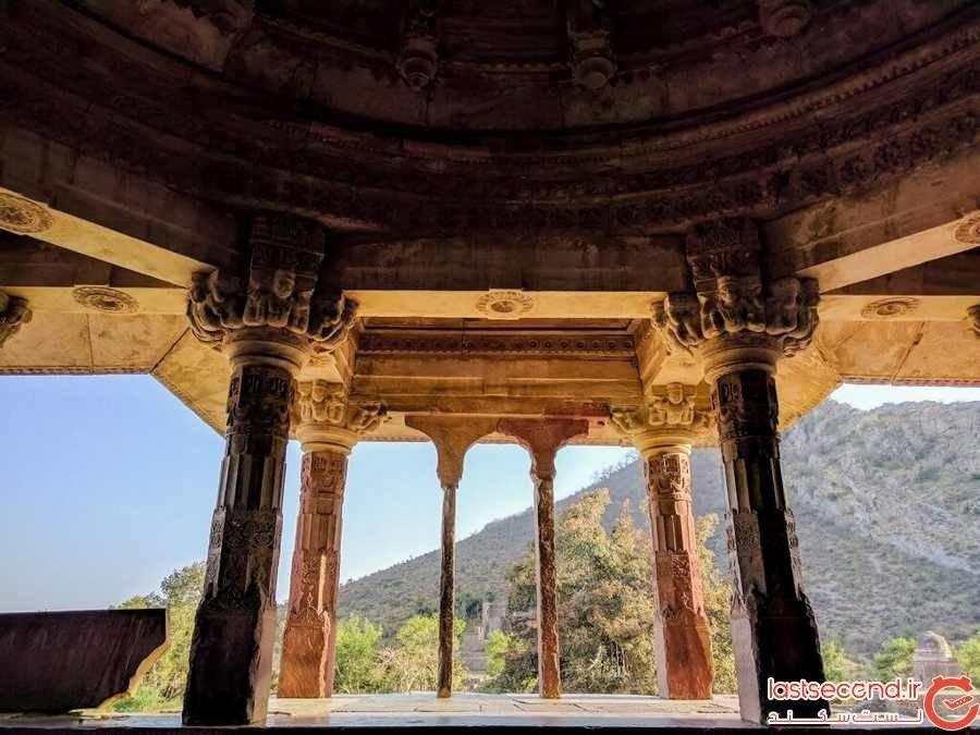 قلعهی بنگار (Bhangarh Fort)