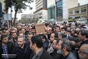 تصاویر | تشییع پیکر دبیرکل حزب موتلفه با حضور چهرههای سیاسی