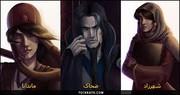 انیمیشنی برای افراد بالای ۱۳ سال/ صدای سوپراستارهای سینما در داستانی از دل تاریخ ایران