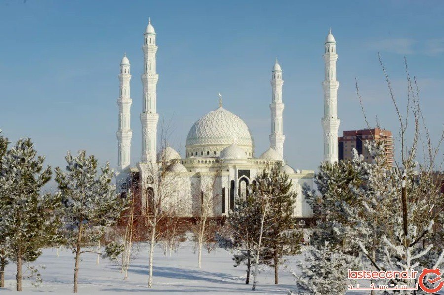 آستانه - قزاقستان