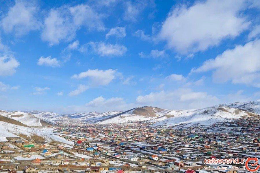 اولانباتور، مغولستان