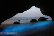 تصاویر | زیباترین ساحلی که ممکن است در خلیج فارس ببینید