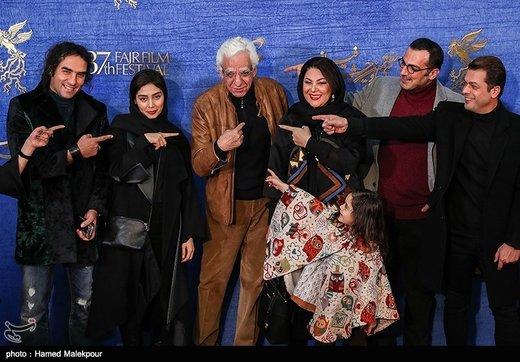 کیومرث پوراحمد کارگردان فیلم تیغ و ترمه در سیوهفتمین جشنواره فیلم فجر