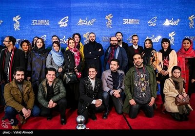 عوامل انیمیشن آخرین داستان در دومین روز سیوهفتمین جشنواره فیلم فجر