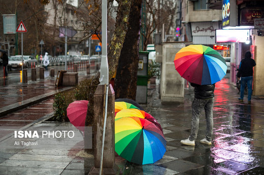 موج جدید برف و باران در کشور از ۱۳ بهمن