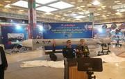 وزارة الدفاع الايرانية تزيح الستار عن صاروخ كروز جديد