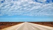 تصاویر | معروفترین جاده مستقیم دنیا