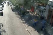 فیلم | تیراندازی در بیمارستان امام تهران و فراریدادن یک زندانی