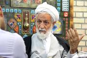 واکنش عضو جامعه روحانیت مبارز به لغو سخنرانی علی لاریجانی