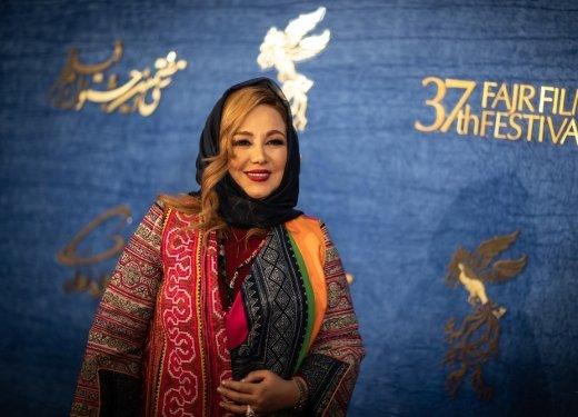 عکس | بهنوش بختیاری، ساره بیات و هدی زینالعابدین روی فرش قرمز جشنواره