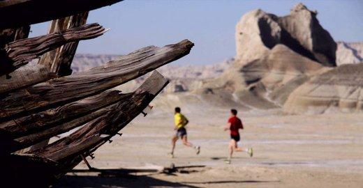 رقابت هزار دونده از سراسر جهان در جزیره کیش