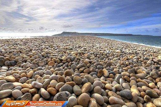 ساحل چسیل –انگلستان-
