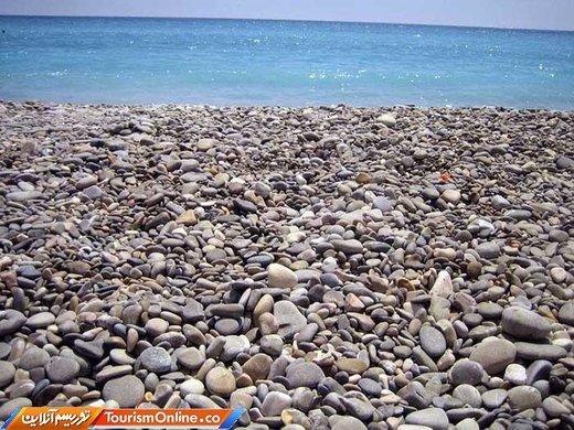 ساحل قلوه سنگی نیس-فرانسه-