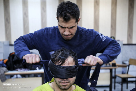 دستگیری 6 سارق مسلح در تهران