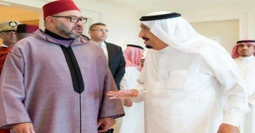 عربستان به مقابله با مغرب برخاست