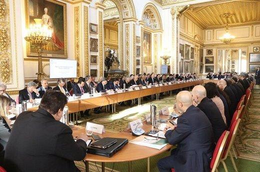مشارکة إيران في مفاوضات مجموعة الإتصال الدولية حول أفغانستان